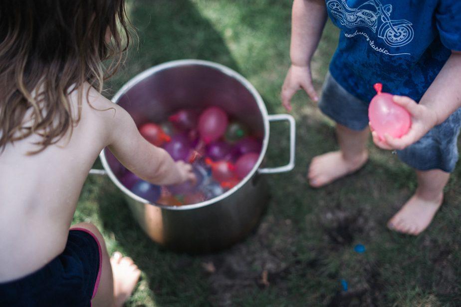 FAMILIE // Vakantie watergevecht in Enter